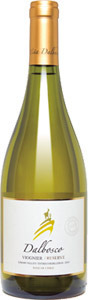 Dalbosco Viognier 2013, Limari Valley Bottle