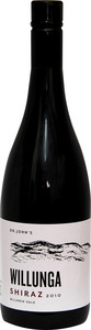 Willunga Shiraz 2012, Mclaren Vale Bottle