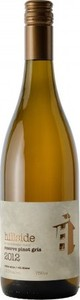 Hillside Estate Unoaked Pinot Gris 2012, Okanagan Valley Bottle