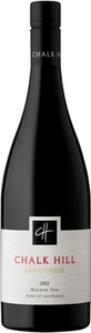 Chalk Hill Sangiovese 2012, Mclaren Vale Bottle