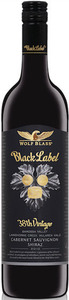 Wolf Blass Black Label Cabernet Sauvignon Shiraz 2010 Bottle