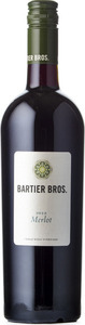 Bartier Bros. Merlot Cerqueira Vineyard 2011 Bottle