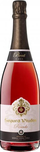 Segura Viudas Brut Rose Bottle