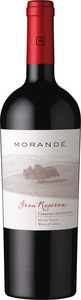 Morandé Gran Reserva Cabernet Sauvignon 2012 Bottle