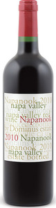 Dominus Napanook 2010, Napa Valley Bottle