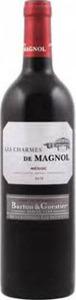 Les Charmes De Magnol 2010, Ac Médoc Bottle