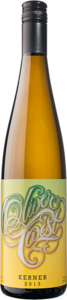 Oliver Twist Winery Kerner Off Dry 2013, VQA Okanagan Valley Bottle