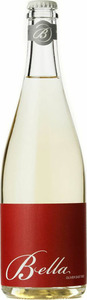 Bella Sparkling East Side Chardonnay 2013, BC VQA Okanagan Valley Bottle