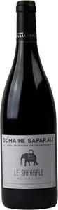 Domaine Saparale 2013 Bottle