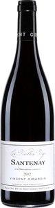 Domaine Vincent Girardin Santenay Vieilles Vignes 2010 Bottle