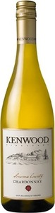 Kenwood Chardonnay 2013, Sonoma County Bottle