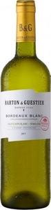 Barton & Guestier Bordeaux Blanc Sauvignon Blanc Semillon 2013 Bottle