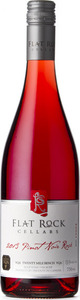 Flat Rock Pink Twisted Rosé 2014, VQA Niagara Peninsula Bottle