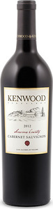 Kenwood Cabernet Sauvignon 2012, Sonoma County Bottle