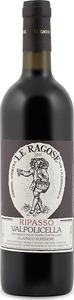 Le Ragose Ripasso Valpolicella Classico Superiore 2010, Doc Bottle