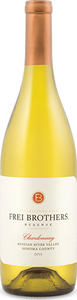 Frei Brothers Reserve Chardonnay 2013, Russian River Valley, Sonoma County Bottle