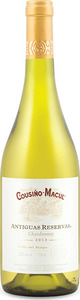 Cousiño Macul Antiguas Reservas Chardonnay 2013, Maipo Valley Bottle