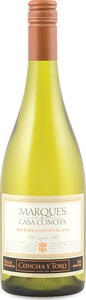 Marques De Casa Concha Sauvignon Blanc 2013, Leyda Valley Bottle