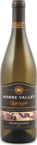 Horse Valley Single Vineyard Chardonnay 2013, Danubian Plain Bottle