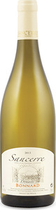 Domaine Bonnard Sancerre 2013, Ac Bottle