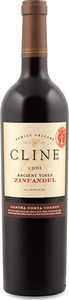 Cline Ancient Vines Zinfandel 2013, Contra Costa County, Central Coast Bottle