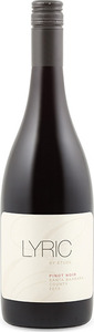 Etude Lyric Pinot Noir 2013, Santa Barbara County Bottle