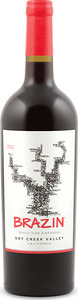 Brazin Dry Creek Valley (B)Old Vine Zinfandel 2012, Dry Creek Valley, Sonoma Bottle