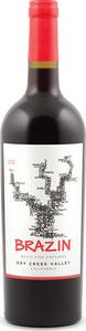 Brazin Dry Creek Valley (B)Old Vine Zinfandel 2012, Dry Creek Valley, Sonoma Bottle