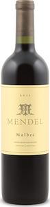 Mendel Malbec 2011, Mendoza Bottle