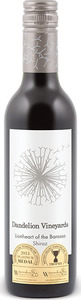 Dandelion Vineyards Lionheart Of The Barossa Shiraz 2012, Mclaren Vale, South Australia (375ml) Bottle