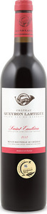 Château Queyron Lartigue 2012, Ac Saint émilion Bottle