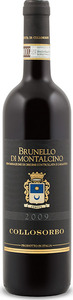 Collosorbo Brunello Di Montalcino 2009, Docg Bottle