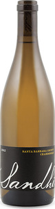 Sandhi Chardonnay 2012, Santa Barbara County Bottle