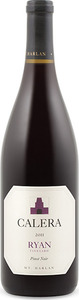 Calera Ryan Vineyard Pinot Noir 2011, Central Coast Bottle