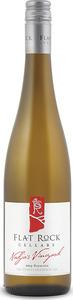 Flat Rock Nadja's Vineyard Riesling 2013, VQA Twenty Mile Bench, Niagara Peninsula Bottle