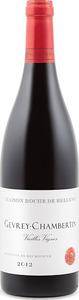Maison Roche De Bellene Vieilles Vignes Gevrey Chambertin 2012, Ac Bottle
