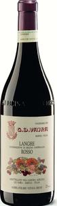 G.D. Vajra Langhe Rosso 2011 Bottle
