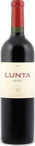Lunta Malbec 2012, Mendoza Bottle