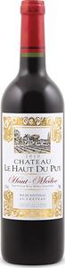 Château Le Haut Du Puy 2010, Ac Haut Médoc Bottle