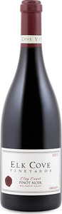 Elk Cove Clay Court Pinot Noir 2012, Willamette Valley Bottle
