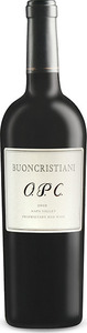 Buoncristiani O.P.C. Proprietary Red 2006, Napa Valley Bottle