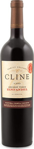 Cline Ancient Vines Zinfandel 2012, Contra Costa County, Central Coast Bottle