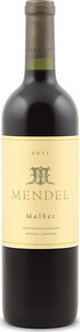 Mendel Malbec 2010, Mendoza Bottle