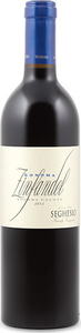 Seghesio Zinfandel 2012, Sonoma County Bottle