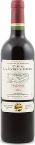 Château Les Roches De Ferrand 2005, Ac Fronsac Bottle