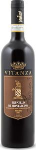 Vitanza Riserva Brunello Di Montalcino 2007, Docg Bottle