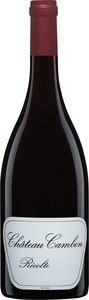 Château Cambon Beaujolais 2013 Bottle
