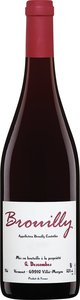 Georges Descombes Brouilly 2013 Bottle