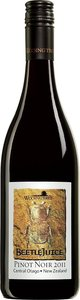 Wooing Tree Beetle Juice Pinot Noir 2013, Central Otago, South Island Bottle