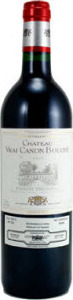 Chateau Vrai Canon Bouche 2009, Canon Fronsac Bottle